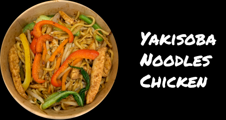 Sushi Fusion Brighton. Japanese cuisine. Sushi fusion rolls and hot dishes. yakisoba noodles chicken